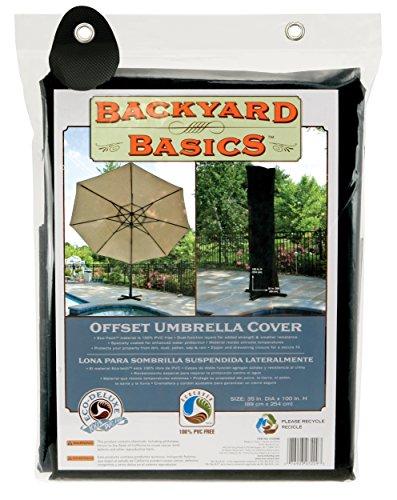 Backyard Basics Offset Umbrella Cover (Furniture B&q Sale Garden)