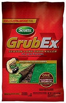 Scotts Grubex, 5,000-sq Ft (Grub Killer & Preventer) Net Wt. 14.35lb (Not Sold In Hi, Ny) 0
