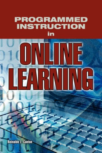 Programmed Instruction in Online Learning