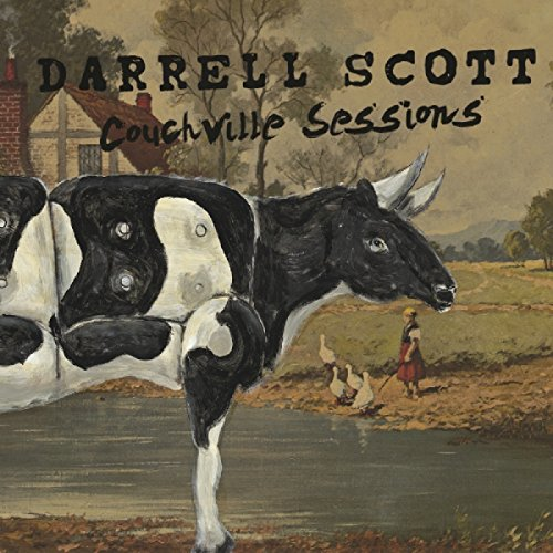 Darrell Scott - Couchville Sessions - Zortam Music