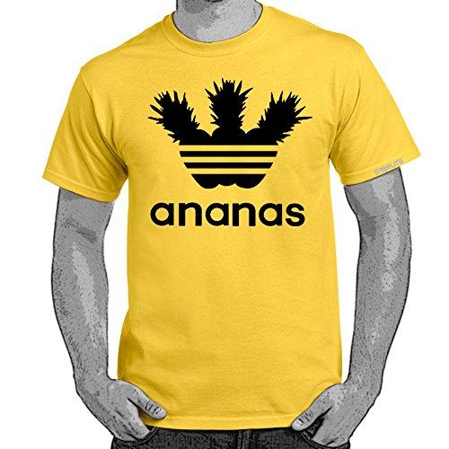 new product e1ada 1ff43 Herren t-shirt ANANAS lustige shirts fun shirt Perfektes Geschenk für  geliebte Mens Funny T Shirts
