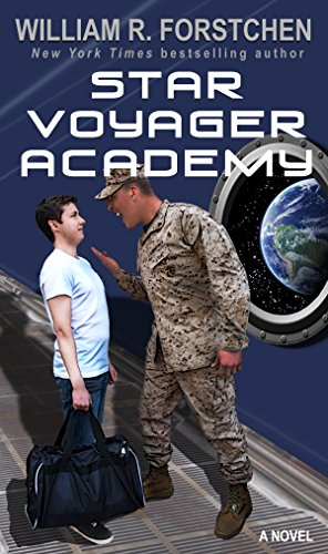 book cover of Star Voyager Academy