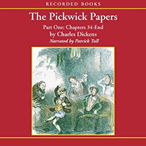The Pickwick Papers, Volume 2 Audiobook