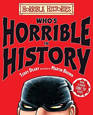 book cover of Who\'s Horrible in History