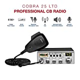 Best CB Radios - Cobra 25 LTD 40-Channel CB Radio Review