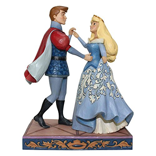 Prince Disney Sleeping Beauty - Jim Shore Disney Traditions by Enesco Aurora and Prince Philip Dancing Figurine 4059733