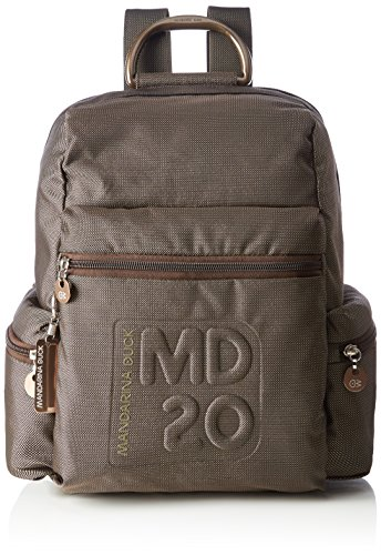 Mandarina Duck Zaino,Donna Marrone (Braun (Brown))