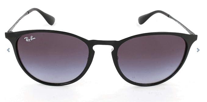 Ray-Ban 0RB3539, Gafas de Sol Unisex Adulto, Negro (Grey Gradient), 54