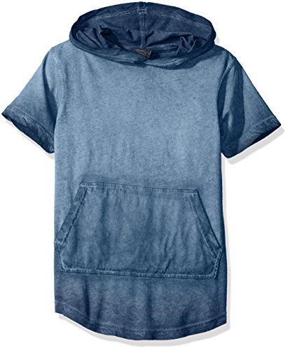 southpole-big-boys-short-sleeve-surface-dyed-hooded-scallop-tee-navy-medium