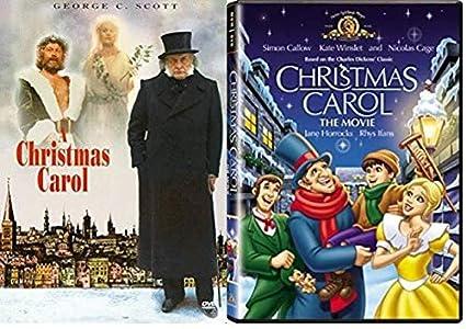 Amazoncom A Christmas Carol 1984 Christmas Carol The Movie Mgm