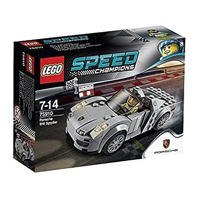 LEGO 75910 Porsche 918 Spyder: Toys & Games