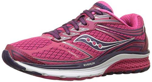 Laufschuhe Pink Damen Guide Saucony 9 wtFpqOT