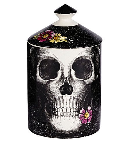 Fornasetti Flora Requiem by Fornasetti Candle 10 oz by Fornasetti Profumi (Image #2)