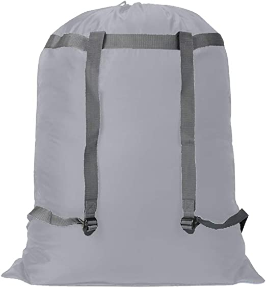 """Extra Large Laundry Bag 26/"""" x 34/""""  Sturdy Rip And Tear With Drawstring Closure"""