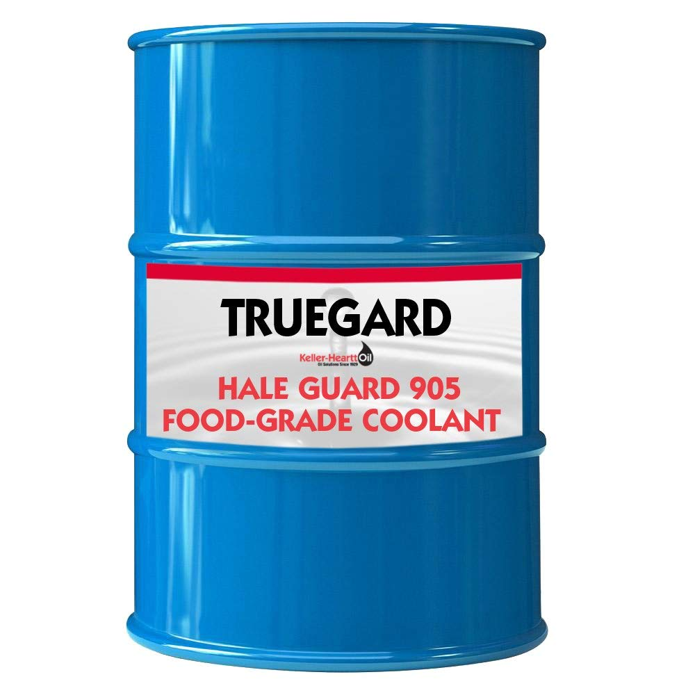 TRUEGARD 905 NSF-Certified Food Grade Propylene Glycol Inhibited Coolant 50/50 Concentrate 55-Gallon Drum