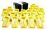 Sir Kensington's Mustard, 18 Gram Packets in a BlackTie Box (Pack of 25, Approximately 1 lb)