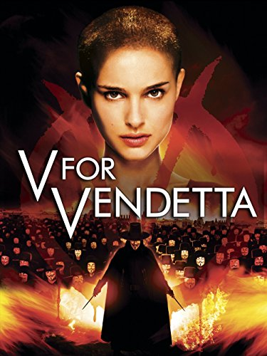 DVD : V for Vendetta