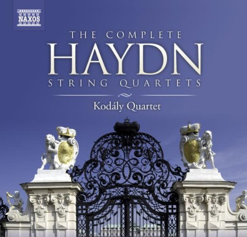 Haydn: The Complete String Quartets (Box Set)