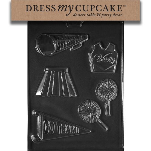 Dress My Cupcake DMCS109 Cheerleading