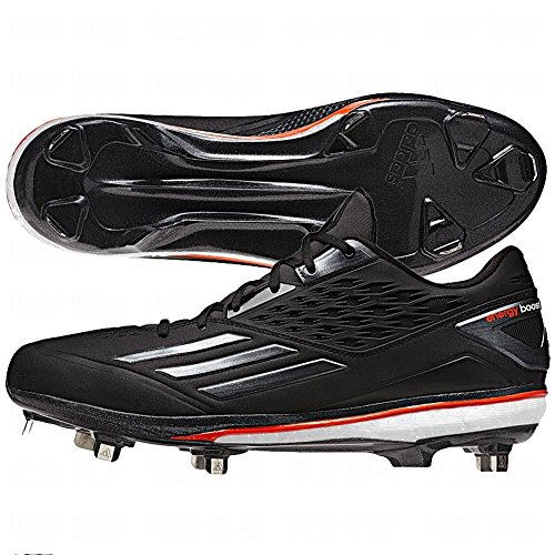 footlocker finishline sale online adidas Men's Energy Boost Icon Baseball Cleat Black-red sale get to buy for sale online popular online outlet low shipping N1uFb
