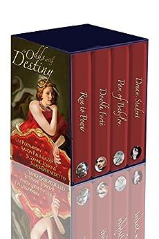 At Odds with Destiny (boxed set bundle) by [Poznansky, Uvi, Lazar, Aaron Paul, Jenkins, Suzanne, DiBenedetto, J.J.]