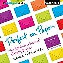 Perfect on Paper: The (Mis)Adventures of Waverly Bryson Hörbuch von Maria Murnane Gesprochen von: Julia Whelan