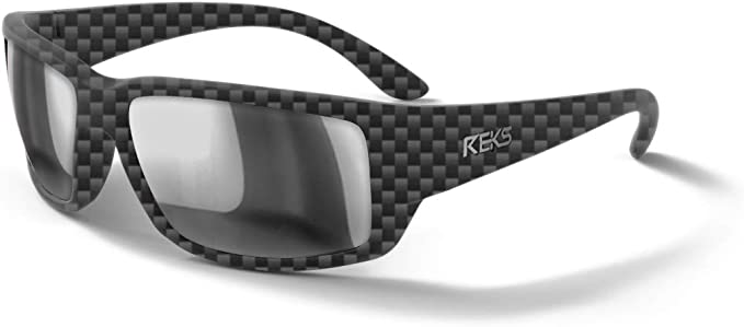 REKS Unbreakable WRAP AROUND Sunglasses