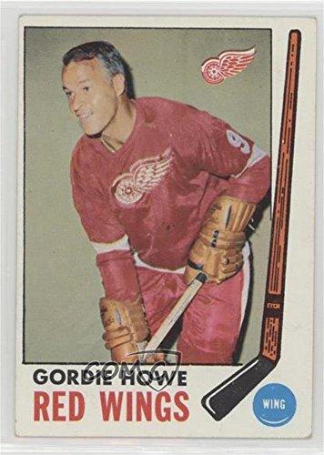 Gordie Howe (Hockey Card) 1969-70 Topps - [Base] ()