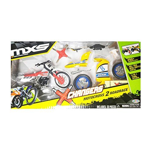 MXS Changers Motocross 2 Road Race (Cross Race)