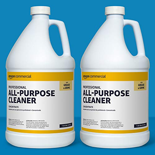 AmazonCommercial Professional All-Purpose Cleaner, 1-Gallon, 2-Pack