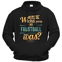 getshirts - RAHMENLOS® Geschenke - Hoodie - Sportart Faustball - es gibt...