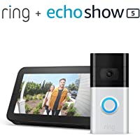 Ring Video All New Doorbell 3 Improved Motion Detection