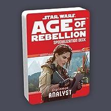 Star Wars Age of Rebellion: Analyst Specialization Deck