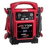 Jump-N-Carry JNC770R 1700 Peak Amp Premium 12-Volt Jump Starter - Red