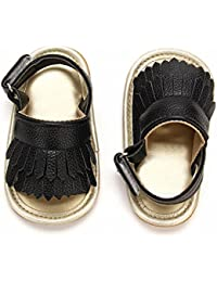 Baby Sandal Tassels Summer Lace-up Toddler Gladiator...
