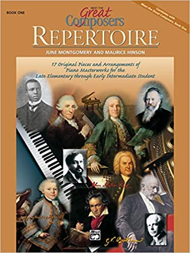 Meet the Great Composers Bk 1 Repertoire