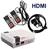 HDMI HD Video Game Entertainment System Classic Mini TV Game Console With Built in 600 Games with 2pcs Controller