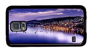 Hipster Samsung Galaxy S5 Case designer villefranche france PC Black for Samsung S5