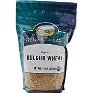 Shiloh Farms: Organic Domestic Bulgur Wheat 15 Oz (6 Pack)