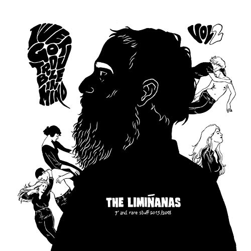 Album Art for I've Got Trouble In Mind Vol 2 by The Limiñanas