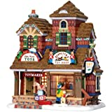 Lemax 25390 GEPPETTO'S TOY SHOP Christmas Village Building