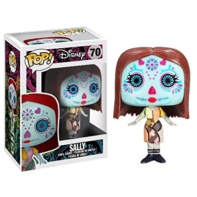 Funko POP Disney Day of The Dead Sally Action Figure: Funko Pop!: Toys & Games