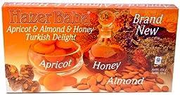 Hazer Baba Apricot-Almond-Honey Turkish Delight, 16oz