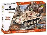 COBI World of Tanks PZKPFW. V Panther,TankInsurgent