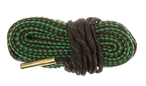 LVLING 5.56mm Gun Bore Snake Cleaner Kits for Rifle & Pistol .22 .223 5.56 AR15 M16