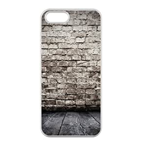 Welcome!Iphone 5/5S Cases-Brand New Design Brick Wall Printed High Quality TPU For Iphone 5/5S 4 Inch -04