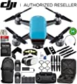DJI Spark Portable Mini Drone Quadcopter Fly More Combo Everything You Need Bundle from SSE