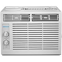 Emerson Quiet Kool EARC5MD1 5,000 BTU 115V Window Air Conditioner, White