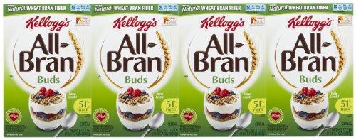 All-bran All Bran Buds 17.7OZ (Pack of 24)