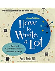 How to Write a Lot (2nd Edition): A Practical Guide to Productive Academic Writing